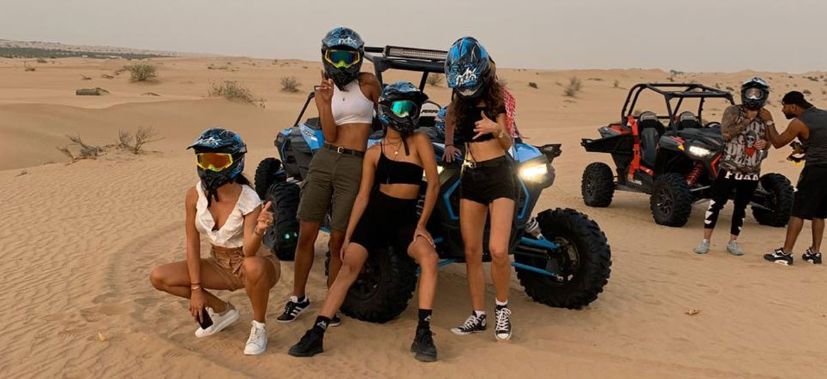 Buggy Tour Dubai