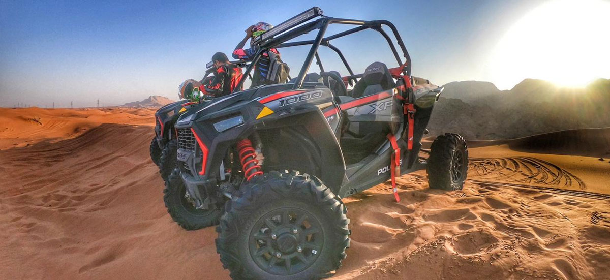 desert buggy adventures
